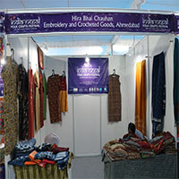Chauhan Hira Bhai Embroidery and Crocheted Work