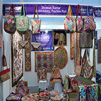 S.R. Art's & Craft Embroidery Textile