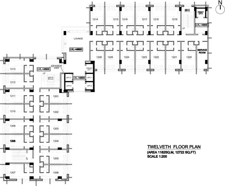 12th-floor-1-768x636 Siteplan | Site of Chhaya Center