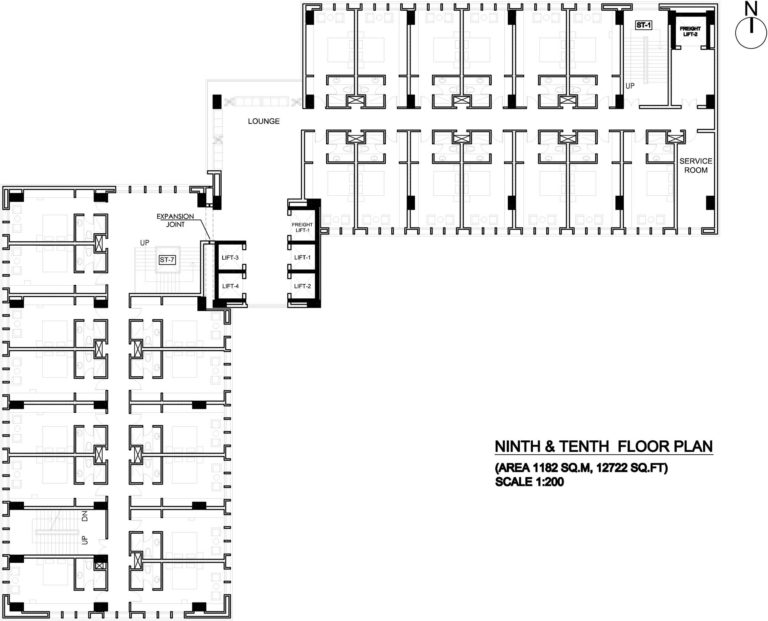 9th-and-10th-floor-768x621 Siteplan | Site of Chhaya Center