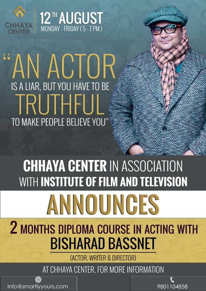 2 Month Diploma Course in Acting