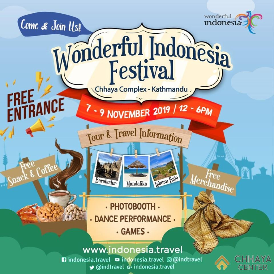 Wonderful Indonesia Festival