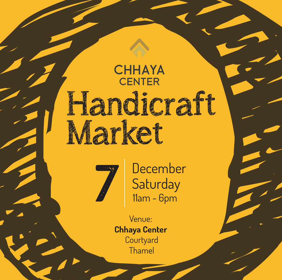 Handicraft Market in Chhaya Center