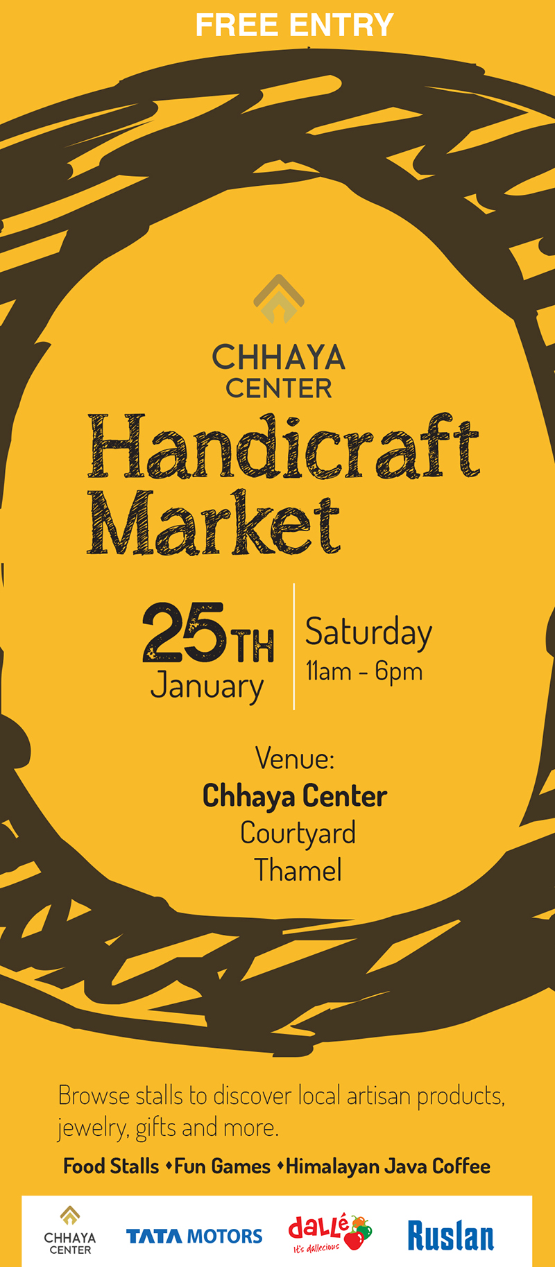 Second Handicraft Market